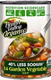 Health Valley 14 Garden Vegetable Soup, 15 Ounce Cans (Pack of 12)