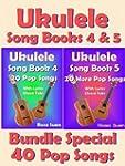 Ukulele Song Book 4 & 5 - 40 Popular...