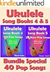 Ukulele Song Book 4 & 5 - 40 Popular...