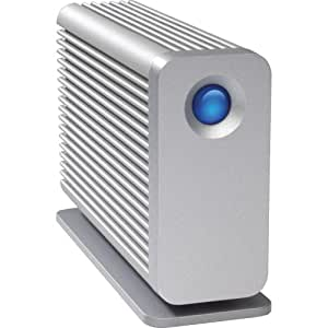 LaCie 9000106 DAS Array - 1 x HDD Installed - 1 TB Installed HDD Capacity