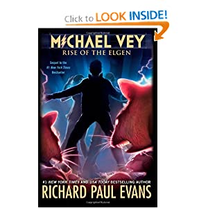 Michael Vey: Rise of the Elgen (Book 2)