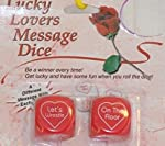 Lucky Lovers Message Dice