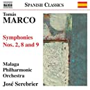 Marco: Symphonies Nos., 2, 8 and 9