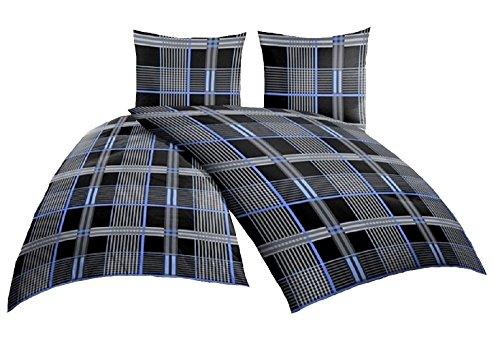 Bertels-Klaus-Blau-135-6-teilig-Bettwsche-Set-Mikrofaser-394-x-28-x-102-cm