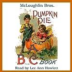 Pumpkin Pie ABC Book |  McLoughlin