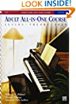 Adult All-in-one Course: Alfred's Bas...