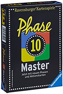 Ravensburger 27124 - Phase 10 Master
