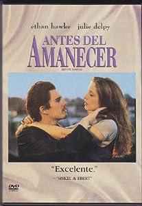 Before Sunrise (Antes del Amanecer) [NTSC* Region 4 Import-Latin America] Ethan Hawke, Julie Delpy (Spanish subtitles)