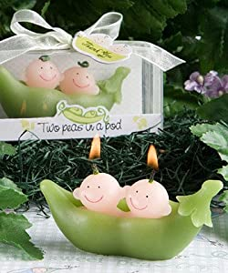 Two Baby Peas in a Pod Favors, 24