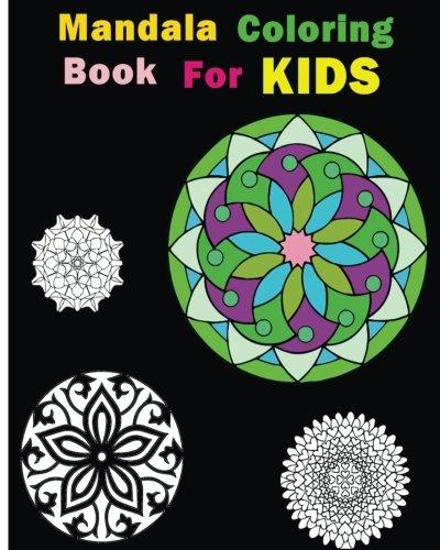 Mandala Coloring Book For Kids: 2016