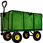Garden trolley cart truck trailer DIY...