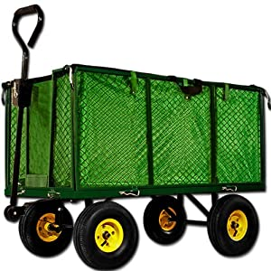 Diy garden cart handtools heavy duty utility cart utility cart wagon