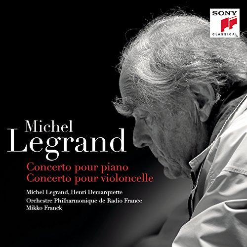 CD : Michel Legrand - Concerto Pour Piano Concerto Pour Violo (Germany - Import)