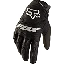 Fox Racing Dirtpaw Race Men's MX/OffRoad/Dirt Bike Motorcycle Black
