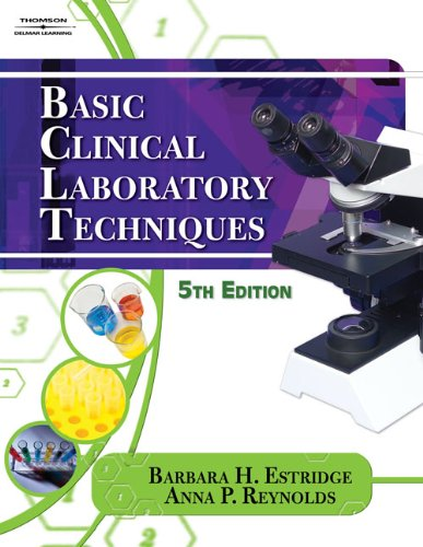 Basic Clinical Laboratory Techniques, 5th Edition