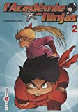 echange, troc Fujihiko Hosono - L'Académie des Ninjas - Tome 2