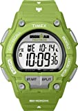 Timex Ironman Bright 30 Lap Shock Green Resin Watch - T5K434SU