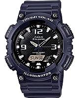 "Casio Men's AQ-S810W-2A2VCF ""Tough Solar"" Analog-Digital Display Watch"