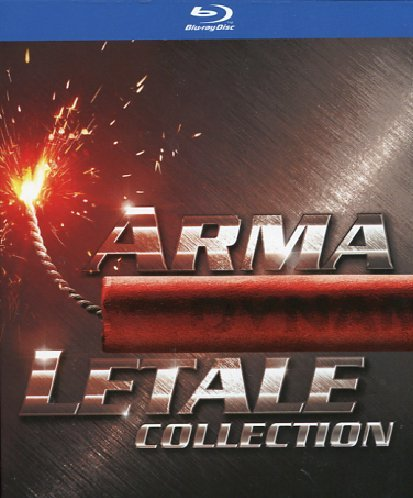 Arma letale collection [Blu-ray] [IT Import]