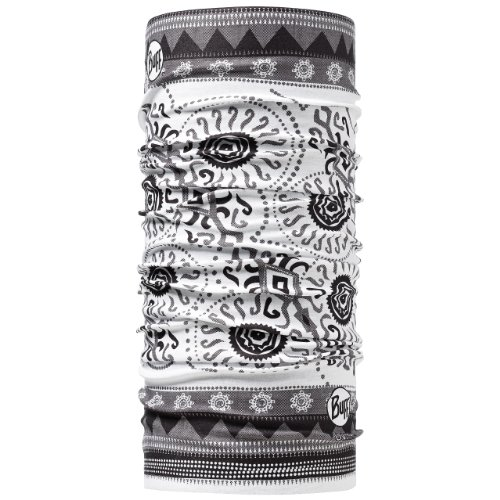 how to wear a buff foulard