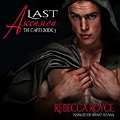 Last Ascension: The Capes, Book 3 | Rebecca Royce