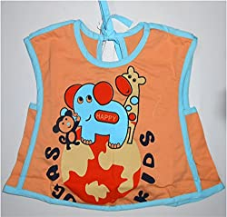 Bubbles Premium Tshirt Pattern Bib Front and Back Cover