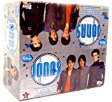 Topps Disney Jonas Brothers Trading Cards and Stickers Box (24 Packs)