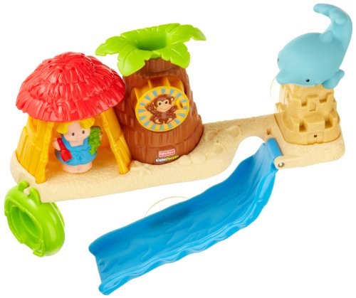 Fisher-Price Little People Splash 'n Scoop Bath Bar - 1