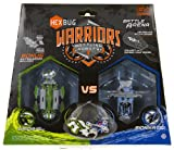 Hexbug Warriors Battling Robots Battle Arena: Viridia Vs. Bionika