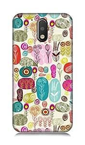 7C High Quality Back Case Cover For Motorola Moto G4 Plus