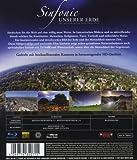 Image de Sinfonie Unserer Erde-Eine Beeindruckende Reise Um [Blu-ray] [Import allemand]
