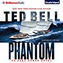 Phantom: An Alex Hawke Thriller, Book 7 (       UNABRIDGED) by Ted Bell Narrated by John Shea