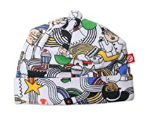 Zutano Unisex-Baby Infant Patty Cake Hat, Multi, 12 Months