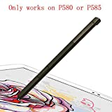 Touch Stylus S Pen Replacement Parts For Galaxy Tab A 10.1 2016 SM-P580 P580 P585 (Don't work on T580 & T585) Black