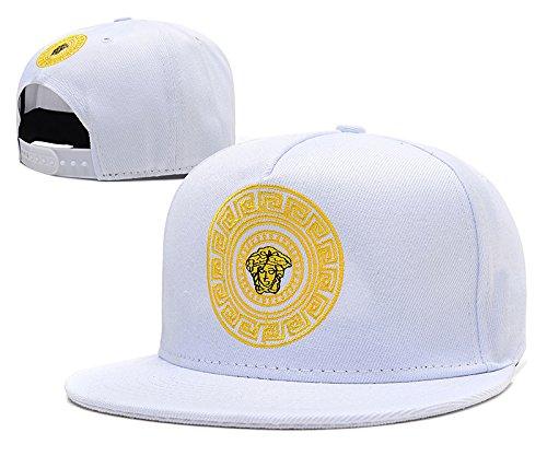 VERSACE one size adjustable Snapback hats 4 unisex men women m embroidery snapback hats hip hop adjustable baseball cap hat