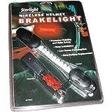 Wireless Helmet Brake Light 18 LEDs Receiver for Motorcycles