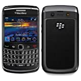 BlackBerry Bold 9700 - Smartphone - 3G - WCDMA (UMTS) / GSM - QWERTY - BlackBerry OS - black (Wireless Phone Accessory)