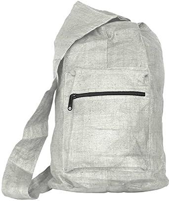Hemp Courier Bag (natural)