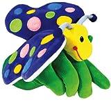 HAPE Beleduc 40280 Handpuppe Schmetterling Spiel