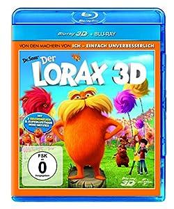 Der Lorax 3D (+ Blu-ray) [Blu-ray 3D]