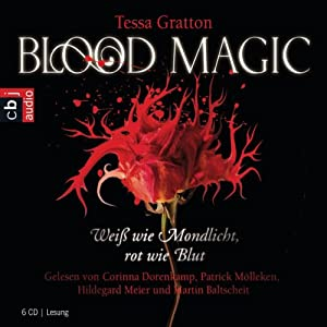 Blood Magic Hörbuch