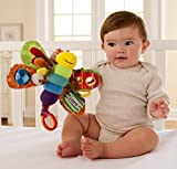 New Baby Lamaze Play & Grow FREDDIE the FIREFLY Take Along Developmental Toy ~NEW~