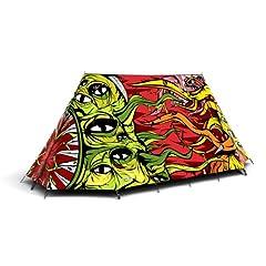 FieldMonsters 2-Person Tent by FieldCandy