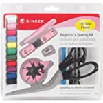 Singer 1512 Beginners Sewing Kit, 130...