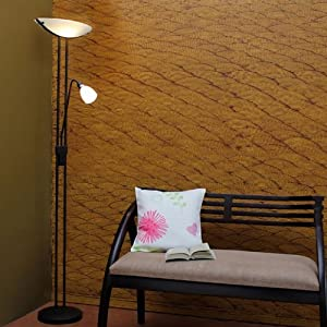 Baya 2 Sonic Floor Lamp