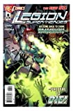 LEGION of SUPER-HEROES #6 DC Comic (Apr 2012) The New 52 Series