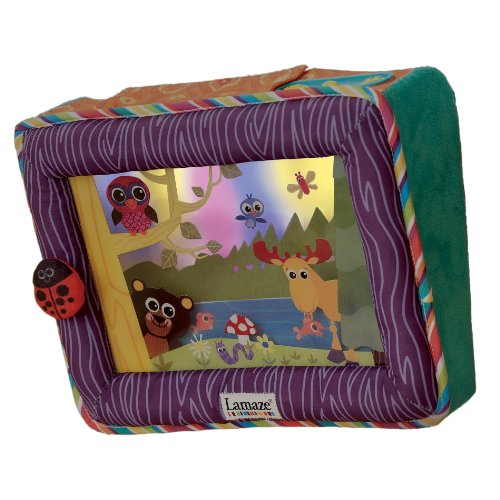 Lamaze Northern Lights Soother Crib Toy