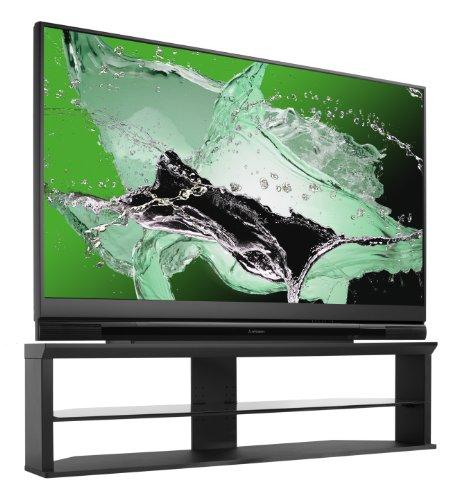 mitsubishi wd 65738 65 inch 1080p 3d dlp hdtv. Black Bedroom Furniture Sets. Home Design Ideas