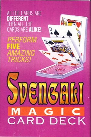 Empire Magic Svengali Deck - Bridge Size - Perfect for Smaller Hands - Fits Easily in Your Pocket - 1