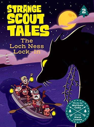 The Loch Ness Lock-In (Strange Scout Tales) [Cody, Matthew] (Tapa Dura)